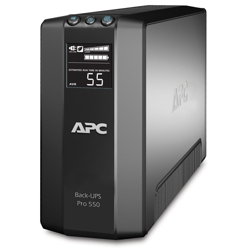 ИБП ИБП APC Back-UPS RS 550 VA, производитель American Power Conversion (APC, США) - фото №1